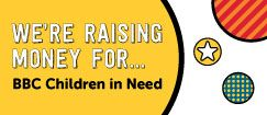Children in Need branding